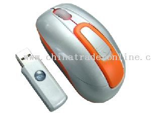 2.4G Bluetooth Wireless Optical mouse