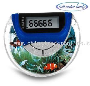Calorie Measurement Pedometer