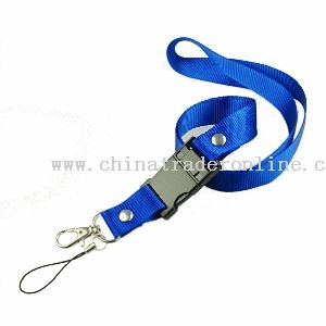 USB Neck Strap Flash Drive