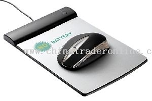 Wireless Optical mouse With Rechargeable Battery