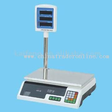 Electric Pricing & Weighing Scale