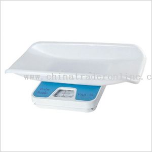 Machanical Baby Scale