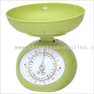 Machanical Kitchen Scale