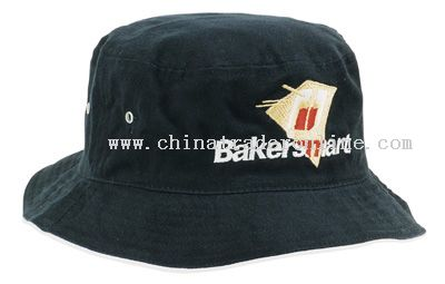 Brushed Twill Bucket Hat