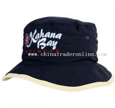 Microfibre Bucket Hat from China