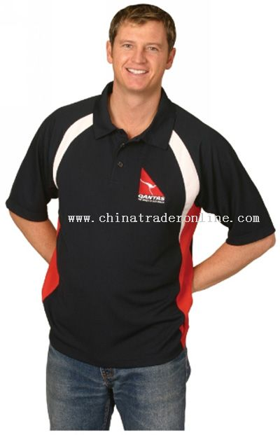Tri-Contrast Cool Dry Polo