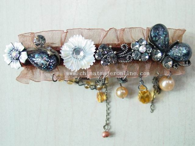 Barrette from China