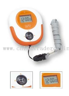 Multi-function UV Meter Watch Lanyard