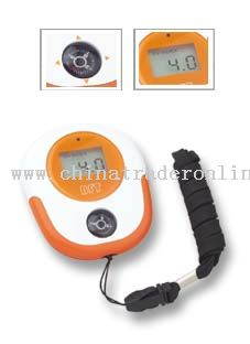 UV Meter Watch