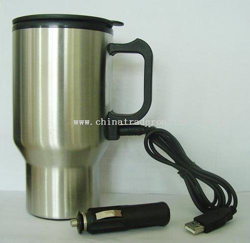 USB Car Mug