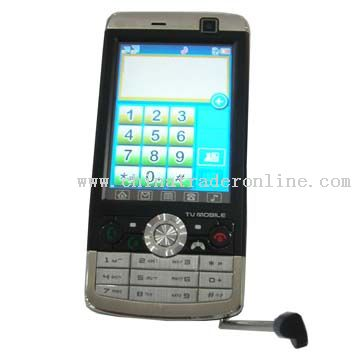 3.0TFT Touch Screen TV mobile phone