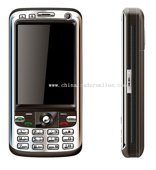 dual Double SIM card mobile phone