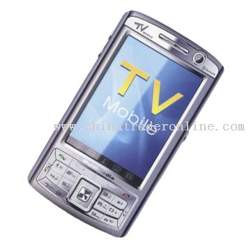 Dual sim card Dual standby TV mobile phone