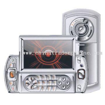 Dual sim card mobile phone C3000 with TV FM