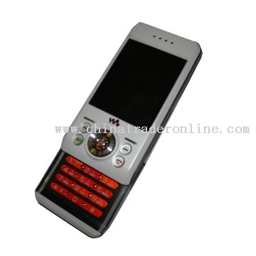 Dual sim mobile phone A580