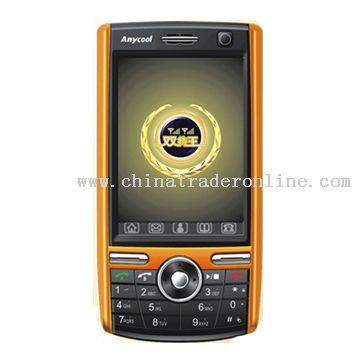 Dual sim mobile phone D66