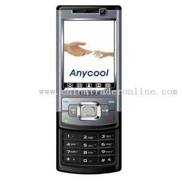 Dual sim mobile phone F818