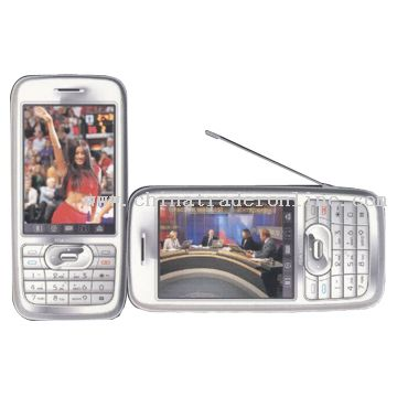 Free TV mobile phone. Model No.:CTO25763