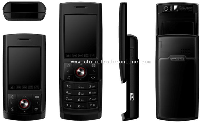 GSM Dual Mode Mobile phone