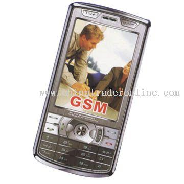 GSM Dual sim mobile phone