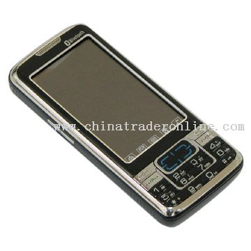 Slider Dual sim-card Dual Standby mobile phone