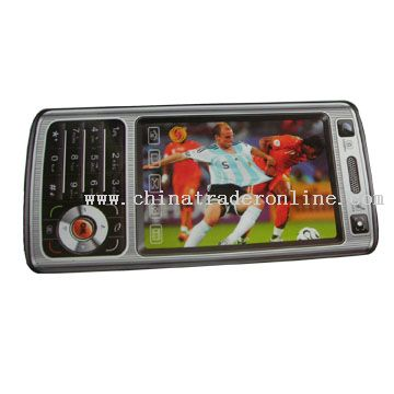 Support Analog TV program TV mobile phone