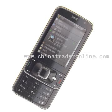 Triband TV mobile phone