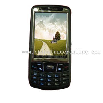 TV mobile phone with Quad-band from China