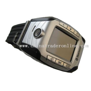 Watch mobile phone from China
