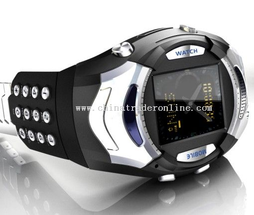 Wrist Watch mobile phone from China