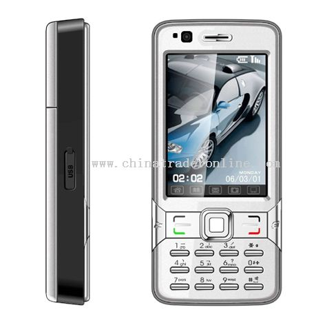 Dual Mode(GSM/CDMA) Mobile Phone