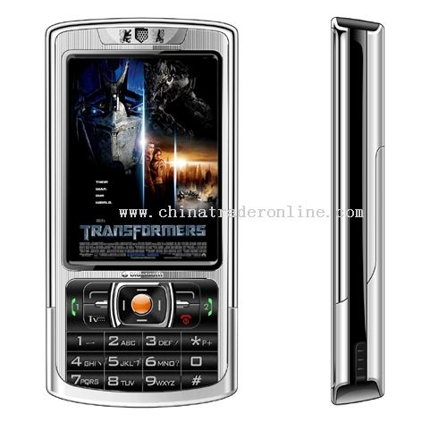 Dual SIM Cards Mobile Phone with TV&FM from China