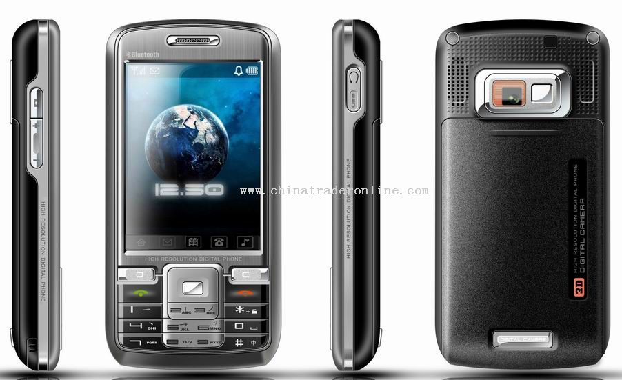 Dual SIM Dual Standby Mobilr Phone
