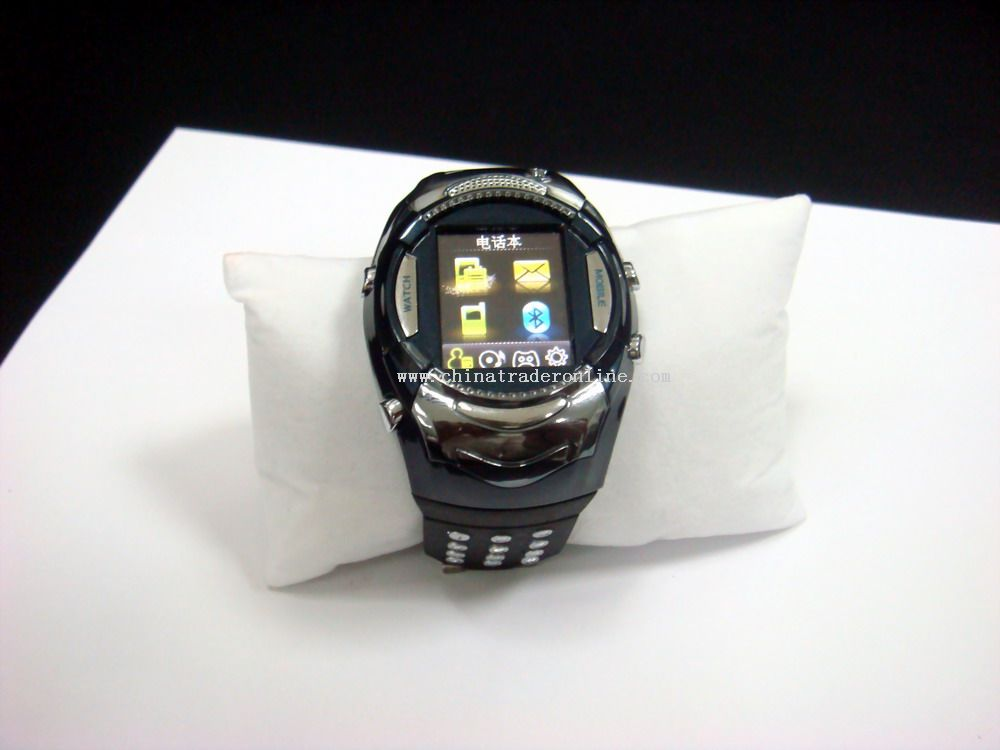 Wrist mobile phone