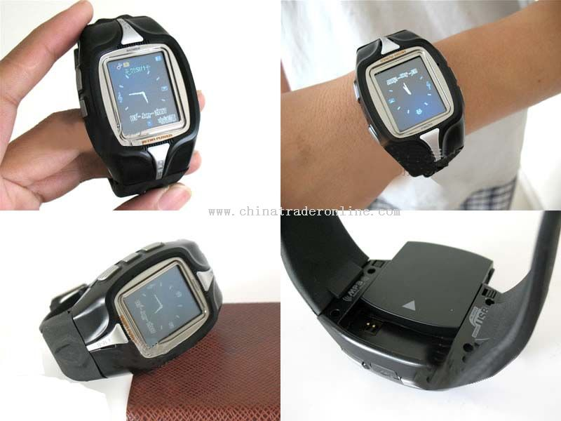 handwriting and touch screen watch phone