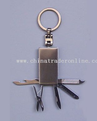 5-In-1 Promotion Knife With Key chain