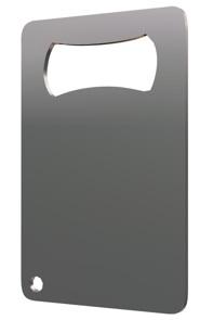Stainless Steel Bar Blade Bottle Opener
