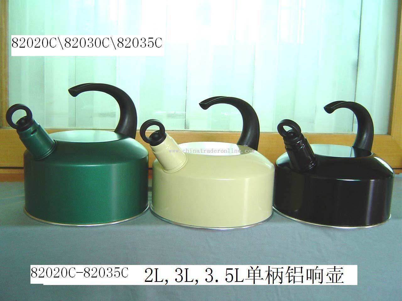 Aluminium kettle from China