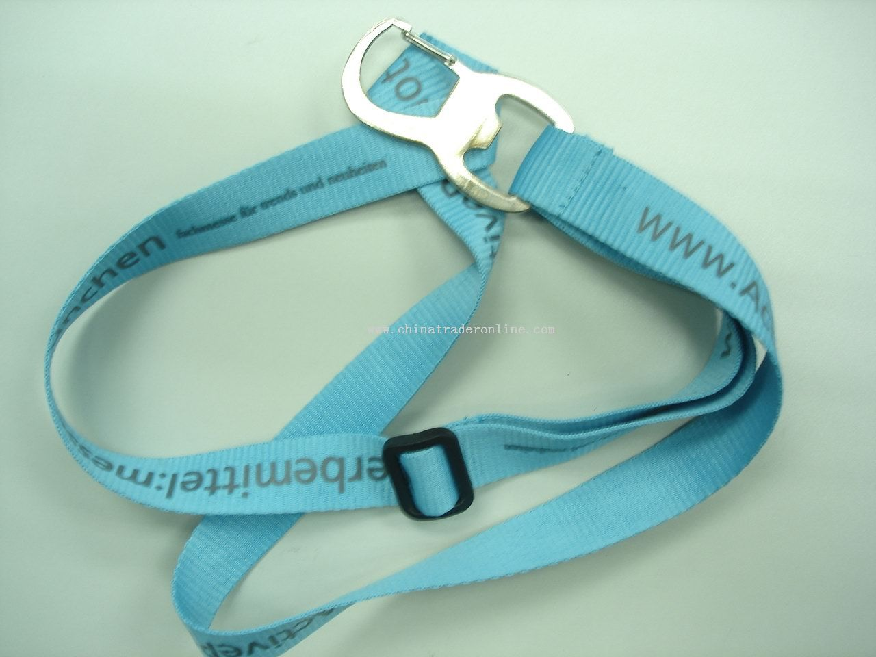 Bottle opener lanyards