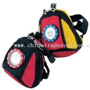 bag gift watch keychain