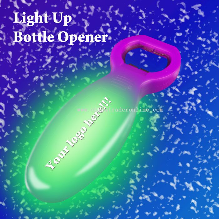 Light Up Bottle Opener