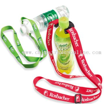 Bottle-Holder Lanyard