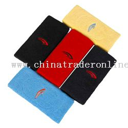 Computer Embroidery Elbowbands