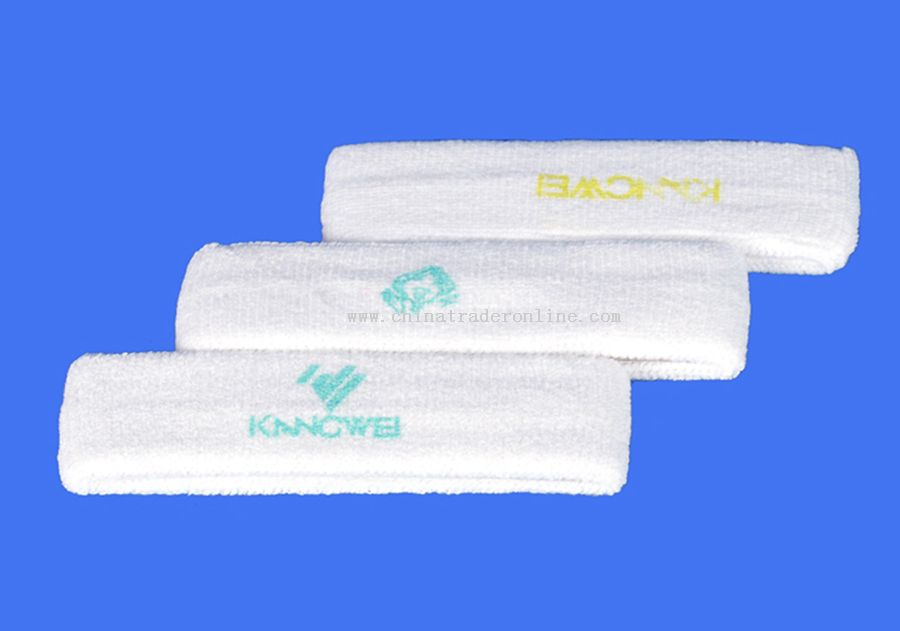 silk-screen printing Headband