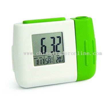 Digital Projection Clock