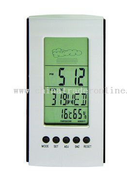 Digital Weather Station from China