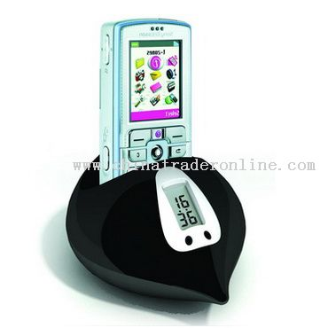 Mouse Digital Clock with Mobile phone holder