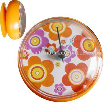 Cupule Clock