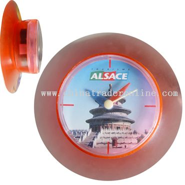 suction clock from China