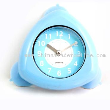 Shower Suction Clock